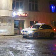 To menn ranet under bilhandel på Lørenskog