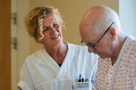 Lise jobbet med kreftpasienter. Så ble hun selv rammet.