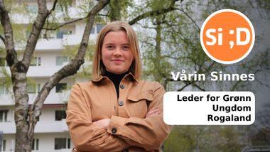 De Grønne i Rogaland vil ikke lenger ha en sluttdato for oljen. Det er feil vei å gå.