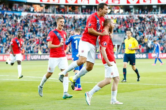 Dette er Norges vei til EM i Frankrike