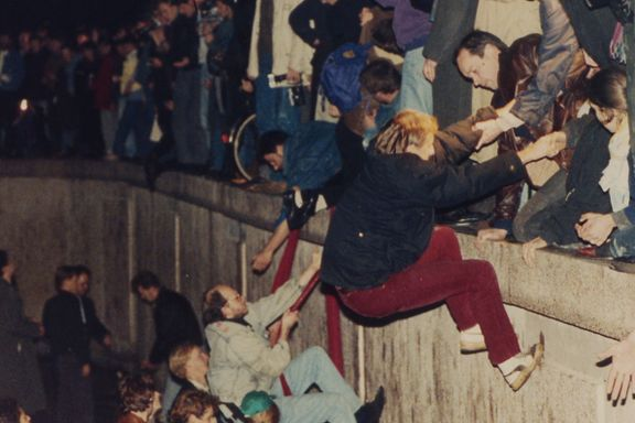 Hør Forklart: – Berlinmurens fall var en gedigen misforståelse