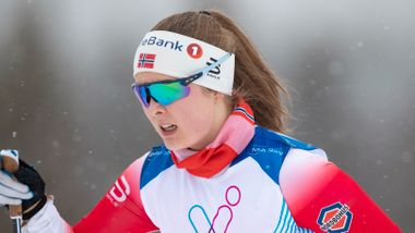 Verdenscupsesongen over for Tromsø-jenta