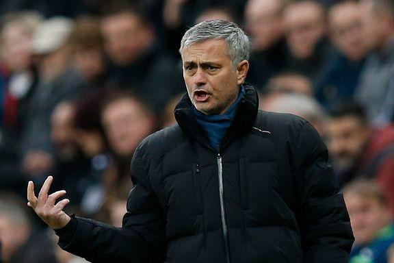 Mourinho beklager dommerkritikk
