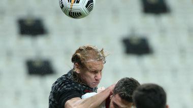 Kroatias Vida spilte én omgang mot Tyrkia – var coronasmittet