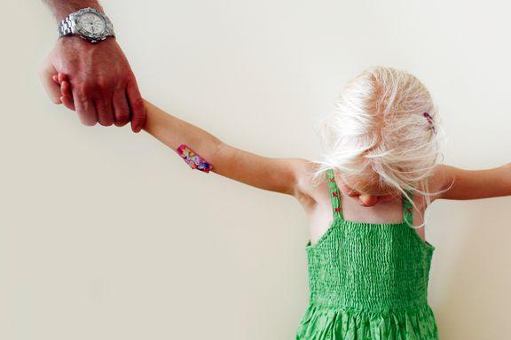 Ny studie: 1 av 20 barn utsettes for alvorlig vold i hjemmet