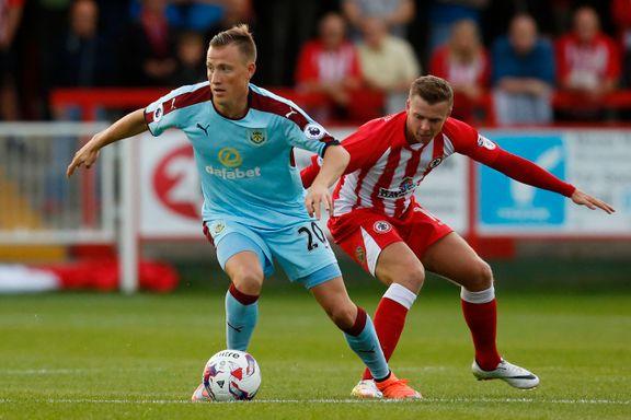 Norsk Premier League-spiller sendes vekk