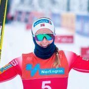 VM-plass innen rekkevidde for Anna Svendsen