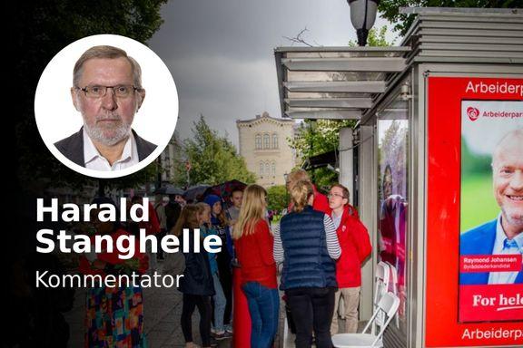 Historien om den stabile norske velgeren er en myte