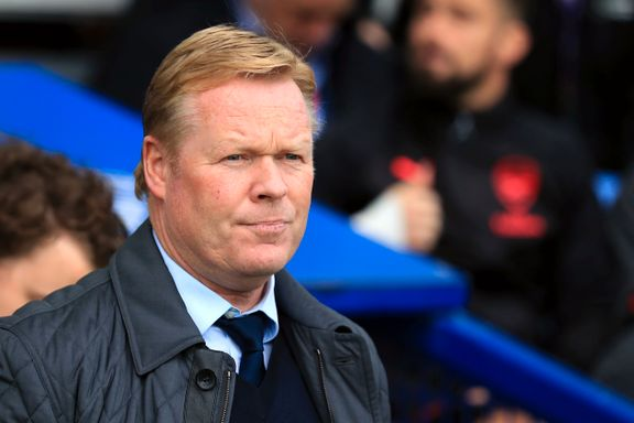 Rooneys drømmetreff til ingen nytte: Denne mannen kan snart få sparken