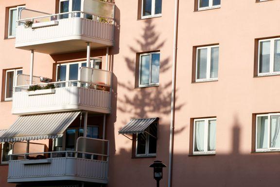 Regjeringen vil justere opp bostøtteordningen