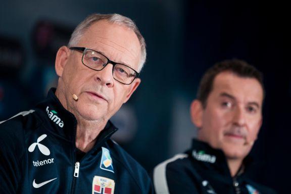«Lars Lagerbäcks valg av spillere med muskler og løpsstyrke viser at mener alvor»