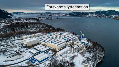 Regjeringen frykter at Bergen Engines-fabrikken kan brukes til spionasje og sabotasje