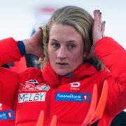 Langer ut mot skitoppene etter knalløp: - Urettferdig
