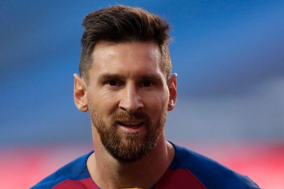 Barcelonas mektige leder trakk seg. Samtidig slapp han en annen stor nyhet.
