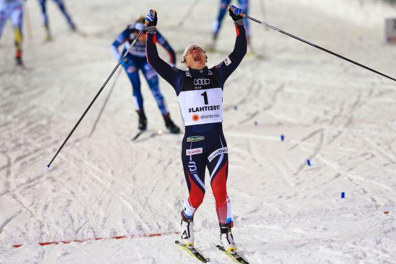 Ski-VM distraherte da Stortinget strammet inn for pasienter i utlandet