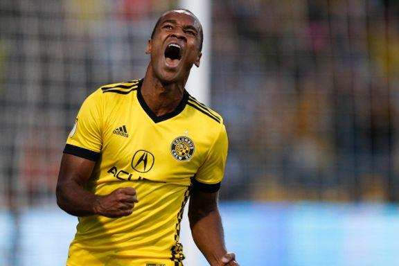 Ola Kamara scoret to – reddet poeng på bortebane
