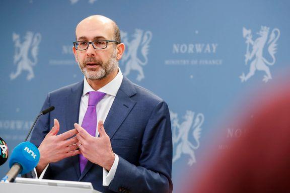 IMFs spåmann for Norge innrømmer å ha tatt for hardt i