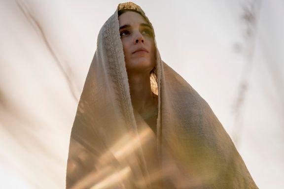 Filmen om Maria Magdelena er vakker, men litt kjedelig