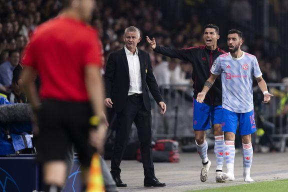 Solskjær slår tilbake mot Ferdinands Ronaldo-kommentar