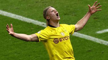 Haaland kåret til årets spiller i Bundesliga