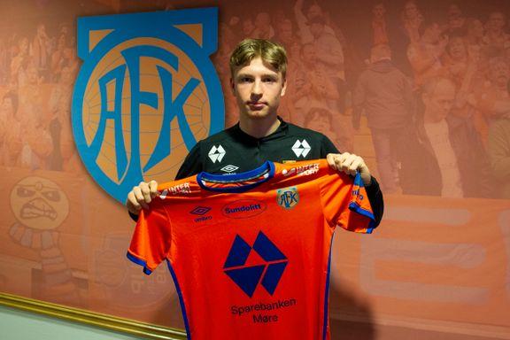 Dette er AaFKs nye midtbanespiller: Valgte AaFK foran Rosenborg