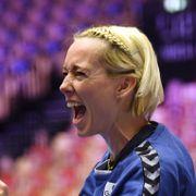 Katrine Lunde dominerte: Knuste Bucuresti