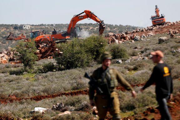 Trump nøler med å gi Israel grønt lys for omstridt plan om annektering av Vestbredden