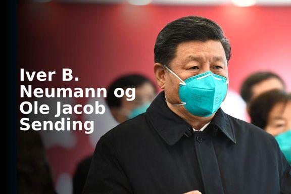 USA snubler. Kina står klar. Blir koronakrisen dødsstøtet for den liberale verdensorden?