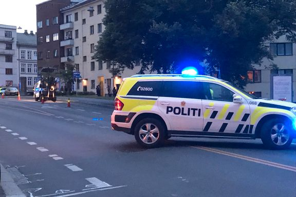 Oslo: Person truffet av luftvåpen – ingen gjerningsperson funnet