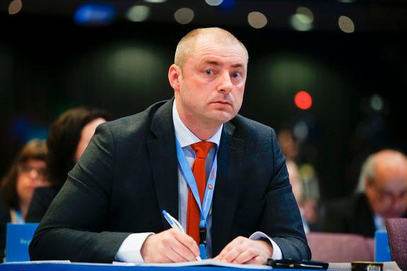 Robert Eriksson vil ikke på Stortinget