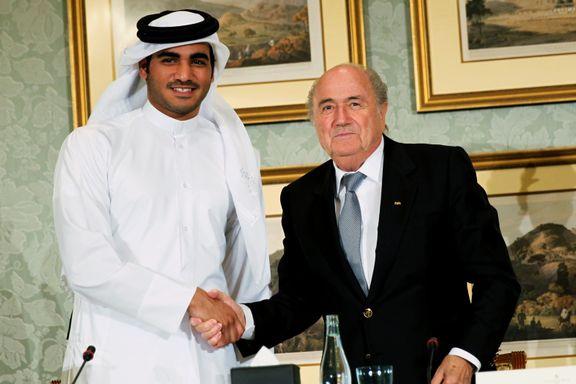 Dersom redaktøren har rett, blir FIFA snart tatt på fersken for stor løgn