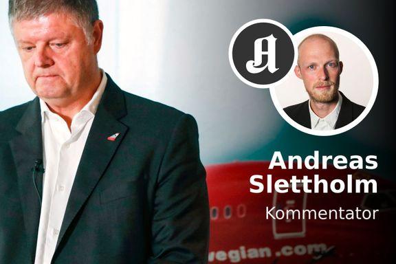 «Om noen stat skal redde Norwegian, må det nesten være Kina»