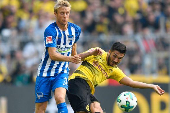 Ciljan og Jarstein tapte mot serieleder Dortmund