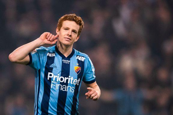 Her har bursdagsbarnet Aslak avgjort sitt første Stockholm-derby: - Var mer nervøs da jeg møtte RBK på Lerkendal