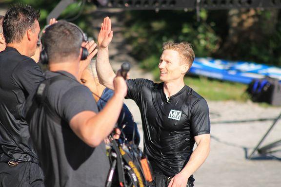 Magnus Midtbø: – Noen deltagere hadde trent med personlig trener på forhånd