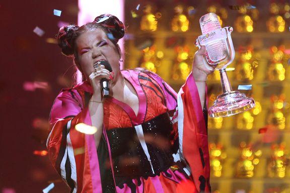 Nesten 1,4 millioner så Eurovision-finalen
