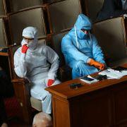 Bulgaria og Østerrike påbyr ansiktsmasker i offentligheten