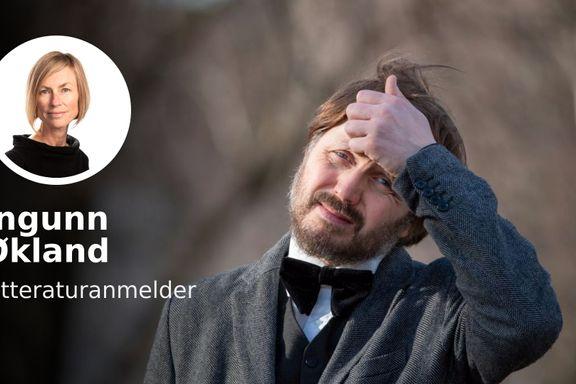 De fleste forfattere er for fine til å skrive folkelige dikt. Ikke Nils-Øyvind Haagensen.