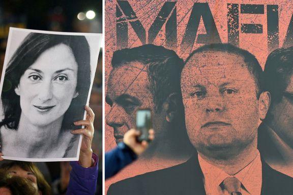 Presset øker mot statsministeren to år etter drapet på Maltas mest kjente journalist. Her er det du trenger å vite.