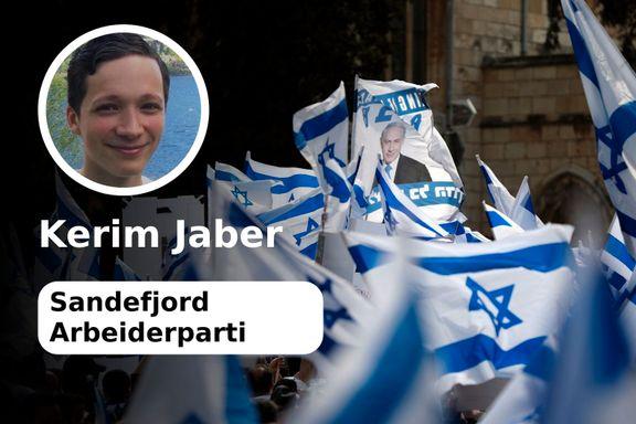 Israel har fått en ny regjering. Denne gangen er målet å annektere hele Vestbredden.