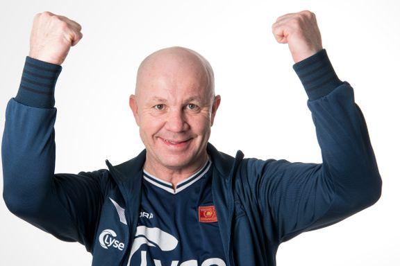 Ingve Bøe har vunnet cupfinalen: Han har ett enkelt råd til Viking-spillerne