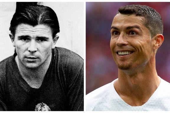 Nå har Ronaldo slått rekorden til denne legenden