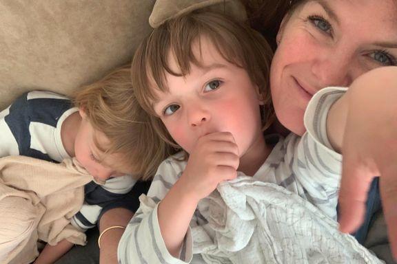 Cecilie (42) er alene med tvillinger. «Barn trenger én forelder, to er luksus»
