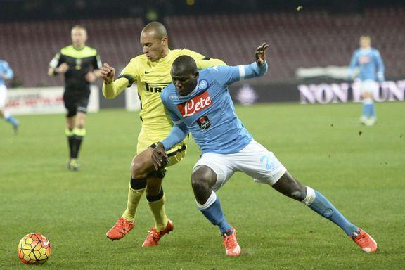 Lazio-fansen beskyldes for rasistiske tilrop