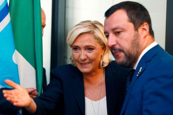 Over hele Europa fosser populistene frem. Nå begynner de å innta maktens korridorer i EU.