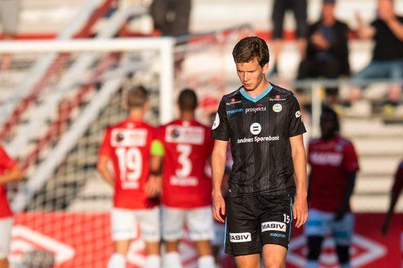 Slik var Kongsvinger - Sandnes Ulf