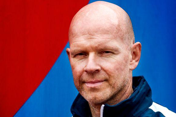 Langt borte fra familien kjempet Henning Berg om gull: – Det var ekstreme omgivelser