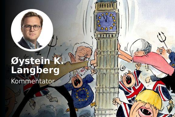 May ligger an til å gå på et historisk tap i dag. Brexit kan bli utsatt.
