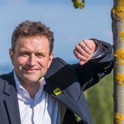 Han skal vikariere for Lan Marie Berg: – Miljøpolitikken i trygge hender