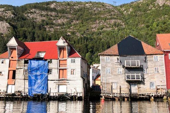 Etter 16 år fikk de lov til å bygge de vernede sjøbodene om til leiligheter. Men da uteble kjøperne.